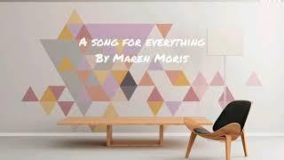 Maren Morris   A Song For Everything [Lyrics]