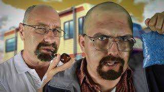 Zacher Gábor vs Walter White - Homokóra (S02E12)