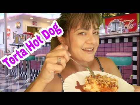 Torta Hot Dog/ torta cachorro quente