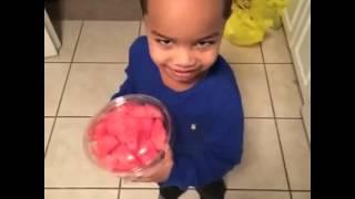I been drinking watermelon Vine By: Deanna Ward