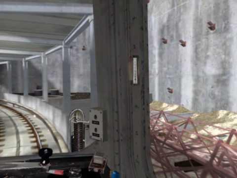 U-Bahn Simulator - New York - The Path