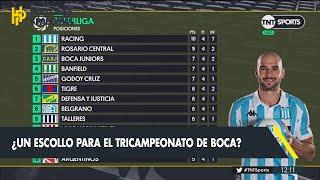 RACING, El Nuevo Líder De La Superliga Argentina 2018/2019
