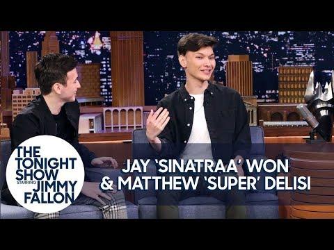 "Jimmy Interviews Overwatch League Champs Jay ""Sinatraa"" Won & Matthew ""Super"" DeLisi"