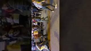Briga generalizada é registrada no centro da cidade de Chapecó
