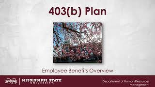 403(b) Plan Video