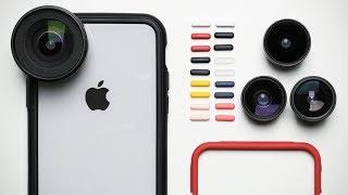 Making The Apple iPhone X Modular