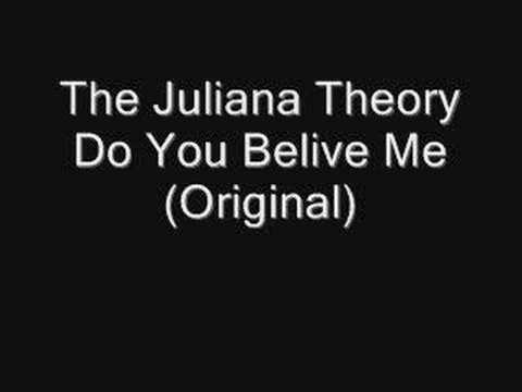 Música Do You Believe Me