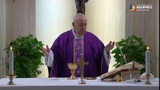 Papa Francisc se roagă pentru cei care sunt afectați de șomaj și criza economică