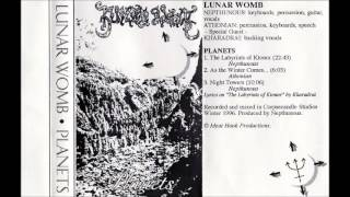 Lunar Womb - Planets (Demo) (1996) (Dungeon Synth, Dark Ambient)