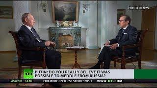 Putin to Fox: Don't hold US-Russia ties hostage to internal politics