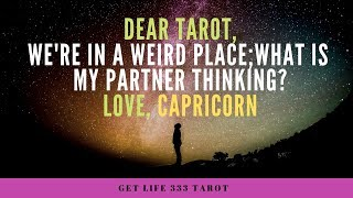 Capricorn ♑️ LOVE IS THE ANSWER | Tarot Reading February