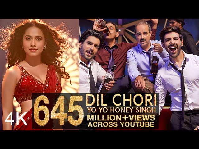 DIL CHORI Full Video Song HD | Yo Yo Honey Singh | Simar Kaur, Ishers