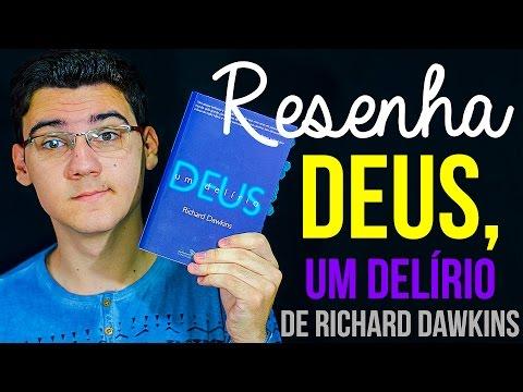 RESENHA: Deus, um delírio de Richard Dawkins | Vlog do Jorge