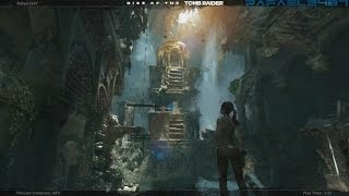 Rise of the Tomb Raider (GeForce GT 730 + Core 2 Duo E6550) PC Gameplay 5 HD