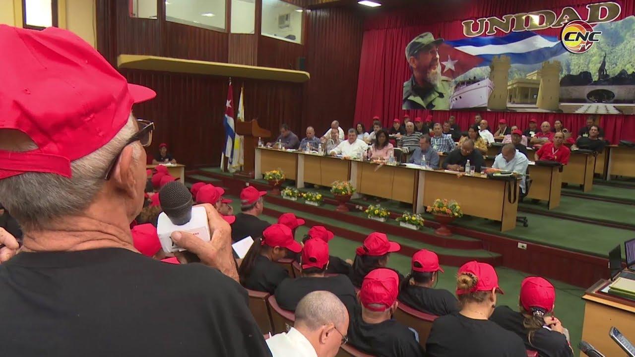 Preside Rafael Santiesteban Pozo pleno provincial de la ANAP en Granma