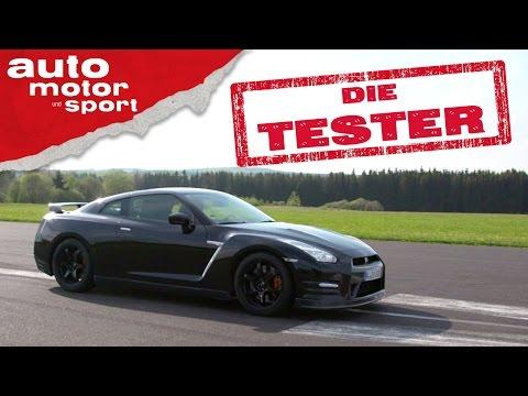 Nissan GT-R: Japanisches Ungeheuer - Die Tester | auto motor und sport