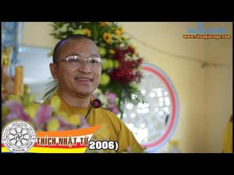 Pháp đàm về tu học Phật (22/10/2006)