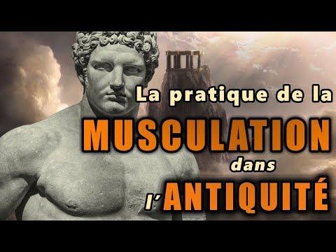 Les muscles fait participer au canotage
