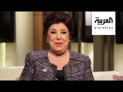 العرب اليوم - شاهد: لقطات مؤثرة من تشييع جثمان الفنانة الراحلة رجاء الجداوي
