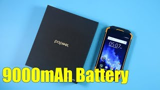 POPTEL P9000 MAX Unboxing & Hands On Video