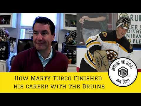 Why Marty Turco Came Out of Retirement for the Boston Bruins