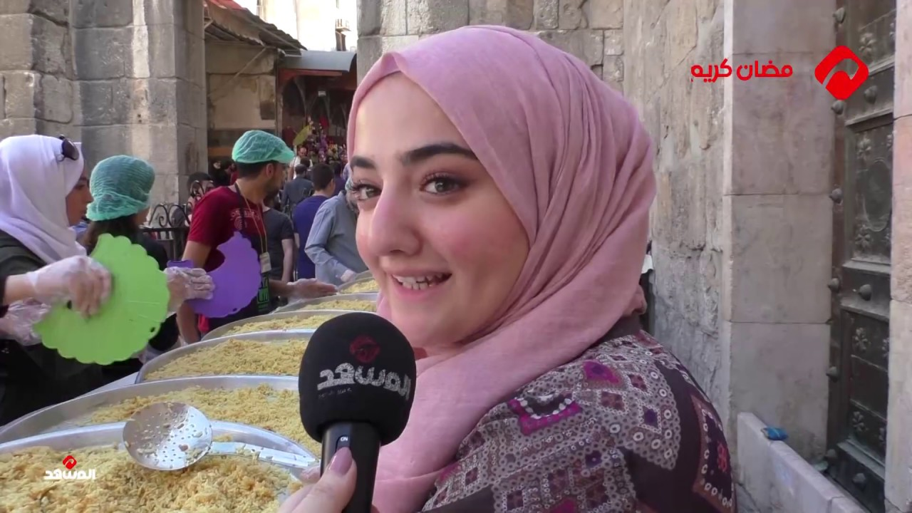 """مبادرات رمضانية في سورية تقول """" خسى الجوع """""""