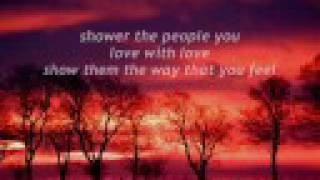 SHOWER THE PEOPLE  James Taylor