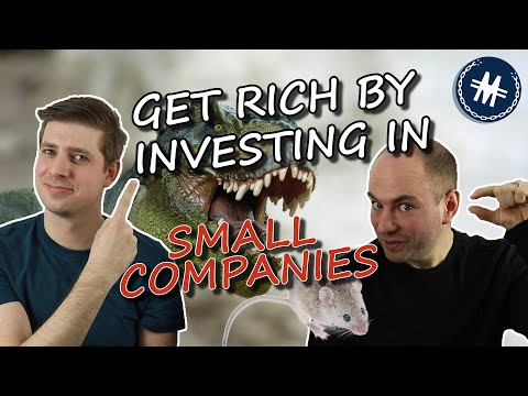 , title : 'Get Rich by Investing in Small Companies – This is Why and How Small Caps Can Supercharge Your Money