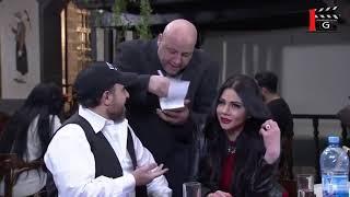 فزلكة عربية ـ النسونجي عم يخير صاحبتو يعاملها متل مرتو او سكرتيرتو