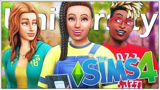 The Sims 4: DISCOVER UNIVERSITY is coming...