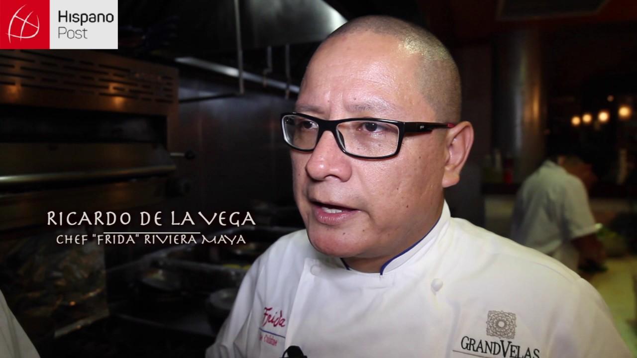 Ricardo De la Vega reinterpreta la cocina mexicana fiel a sus esencias