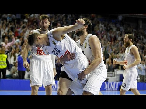 Highlights: RS Round 4, Real Madrid 101-99 FC Bayern Munich