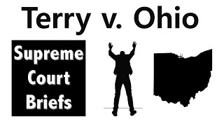 Why Stop-and-Frisk is Legal | Terry v. Ohio