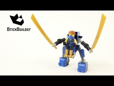 Vidéo LEGO Ninjago 30292 : Jay NanoMech (Polybag)