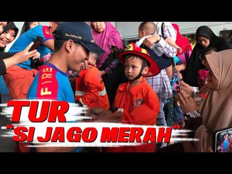 Surabaya Heritage Track Ajak Masyarakat Kunjungi Markas Pemadam Si Jago Merah