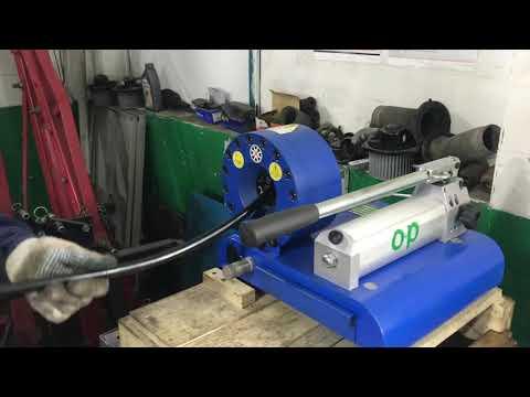 Ремонт шланга высокого давления гур Митсубиси Аутлендер.