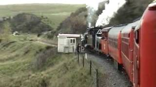 preview picture of video 'Weka Pass Railway'