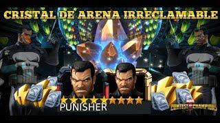 Abriendo Cristal de la Arena Irreclamable - Marvel Batalla de Suerheroes