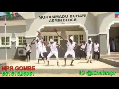 Gasa Dauda Kahutu Rarara_ Baba buhari DODAR DANCE COMPATITION