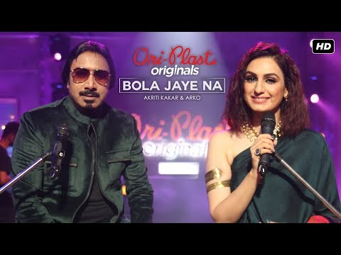 Download Bola Jaye Na (বলা যায় না) | Oriplast Originals S01 E07 | Akriti Kakar | Arko | SVF Music Mp4 HD Video and MP3