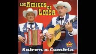 Los Amigos de Loica - Sabor a Cumbia (2005, álbum completo)