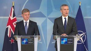NATO chief slams