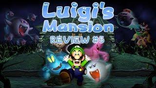 Ghostbuster Bros - Luigis Mansion Review