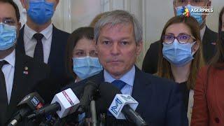 Cioloş: Florin Cîţu a picat în Parlament, este o non-soluţie, cum poţi să spui că asta e soluţia?