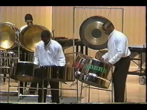 Obe Quarless - Classical - Concerto in D minor - Bach - Steel Drum Music