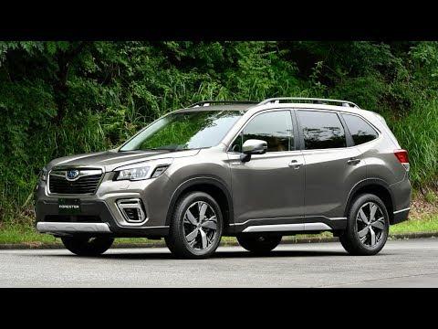 Subaru Forester 2019. Наши тесты
