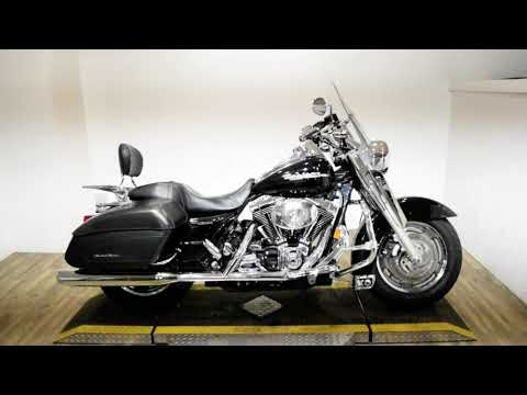 2004 Harley-Davidson FLHRS/FLHRSI Road King® Custom in Wauconda, Illinois - Video 1