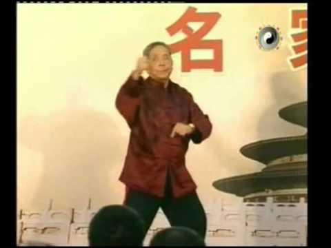 El estilo Chen Xi Xin Yi Hun Yuan Tai Chi Chuan