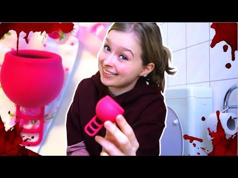 Ich habe 2 Jahre die Menstruationstasse getestet - Mein Fazit