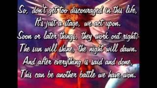 Eric Johnson - Battle we have won.